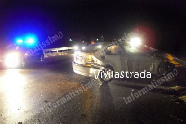 Incidente Via Castellana  1