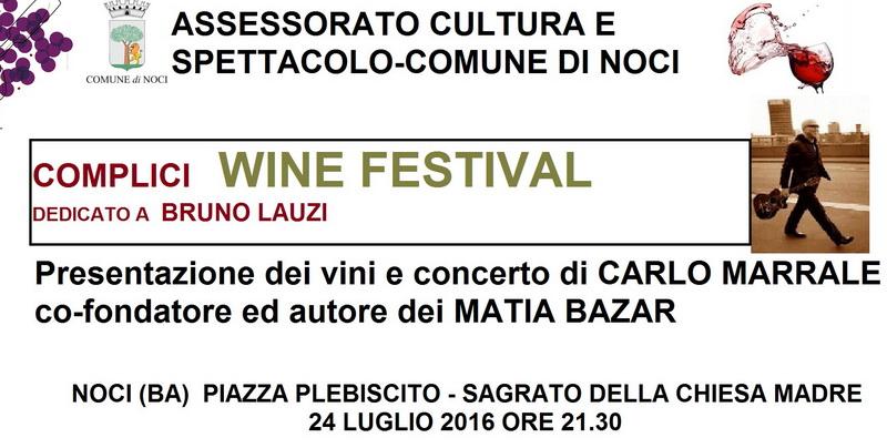 Complici_Wine_Festival_-_Noci
