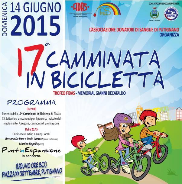 Fidas_Putignano_camminata_in_bicicletta