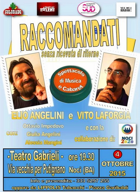 I_Raccomandati_musica_e_cabaret