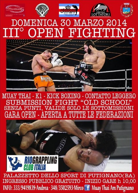 Open_Fighting_Putignano