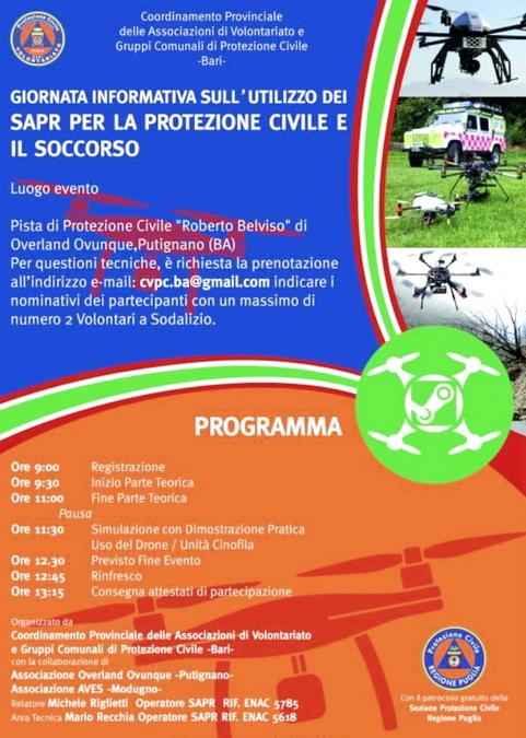 Overland_Putignano_-_dimostrazione_droni_protezione_civile