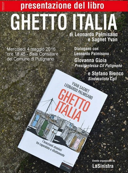 Palmisano_Sagnet_Ghetto_Italia