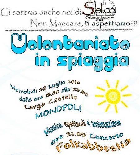 Solco_Volontariato_in_spiaggia