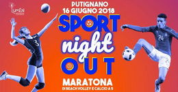 Sport Night Out 2018