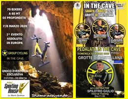 Cycling in the Cave Ultima b