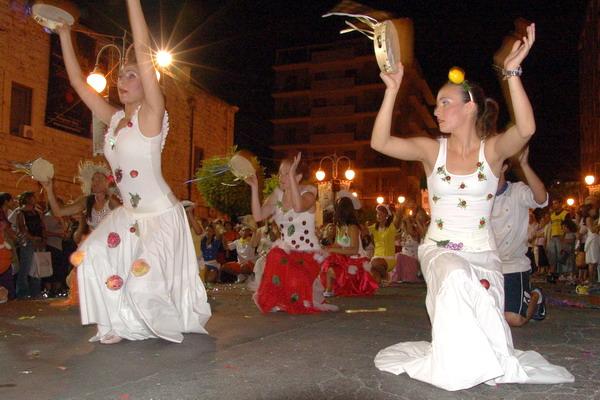 Sfilata del Carnevale di Putignano
