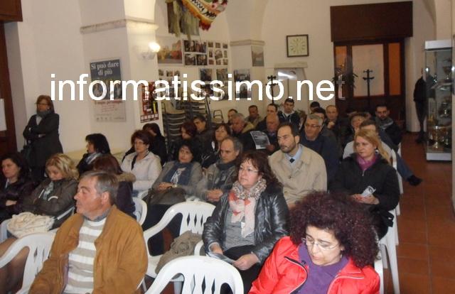 pubblico conferenza Cgil