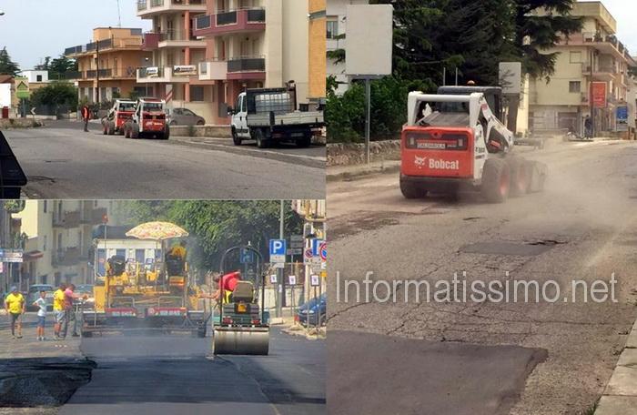 Asfalto_rifacimento_strade_Putignano