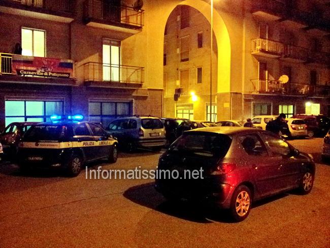 Blitz_Polizia_Municipale_piazzale_Via_Conversano_a_Putignano