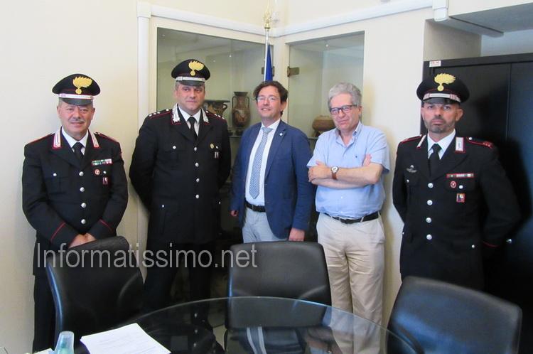 Cap._Maglie_-_nuovo_comandante_Gioia_del_Colle