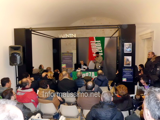 Differenziata_incontro_Forza_Italia