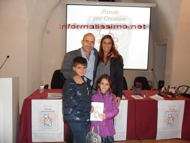 Margherita Ronconi e famiglia