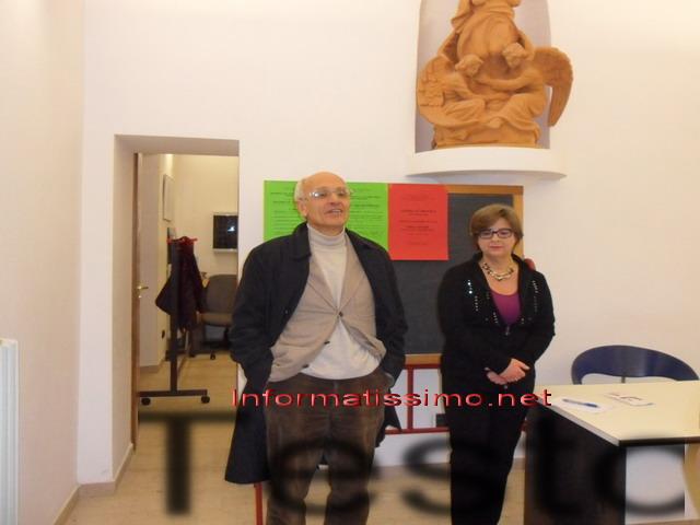 Piero Console ed Elisabetta Console