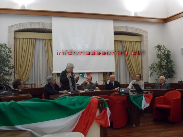 Presentazione libro di Riccardo Riccardi