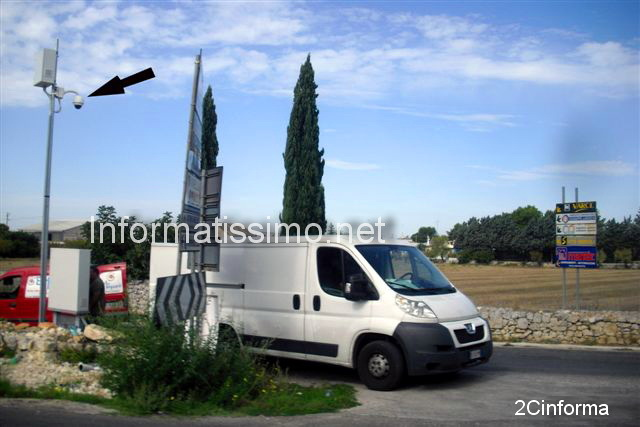 Telecamera_zona_industriale_via_Noci