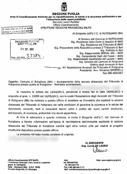 Tribunale_esposto_-_risposta_Regione_Puglia