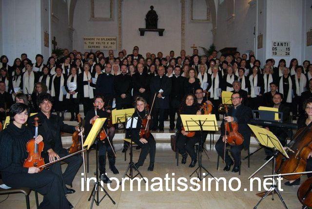 coro Nicola Vitale di Putignano