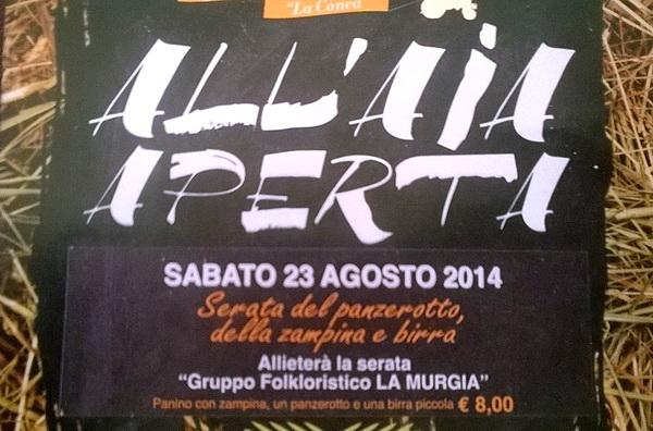 La_conea_panzerotto_e_birra