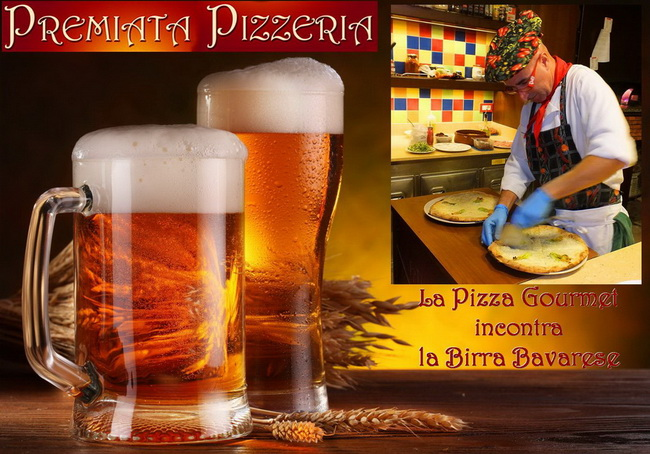 Premiata_Pizzeria_pizza_gourmet__birra_bavarese