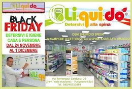 Liquido Putignano Black Friday
