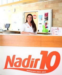 Nadir Reception copy