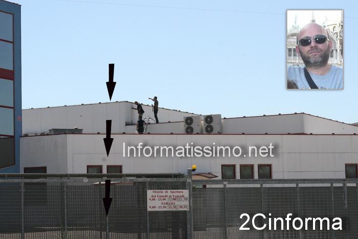 2cinforma__traiettoria_della_caduta_dentro_il_capannone