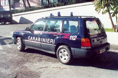 Auto_Carabinieri_Subaru
