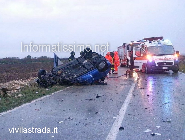 Auto_contro_tir_sp_61_-_3_morti_1_in_coma