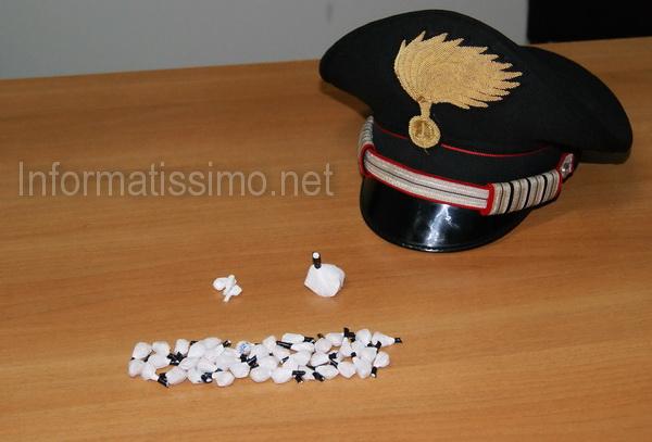 CC_Casamassima_sequestro_eroina_e_cocaina