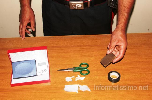 CC_Conversano_droga_sequestrata