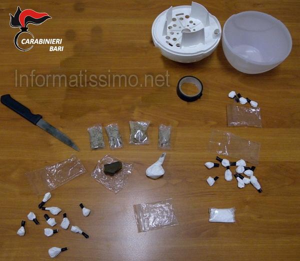 CC_Putignano_-_Laboratorio_droga