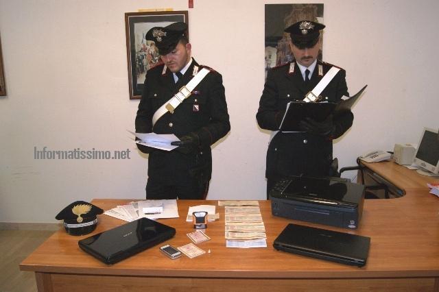 CC_Putignano_arresto_truffatore
