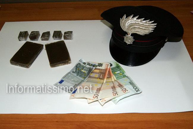 CC_Putignano_droga_sequestrata