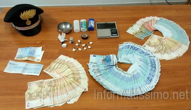 CC_Putignano_sequestro_droga_e_soldi