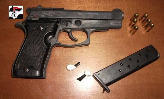 CC_Triggiano_sequestro_droga_e_armi