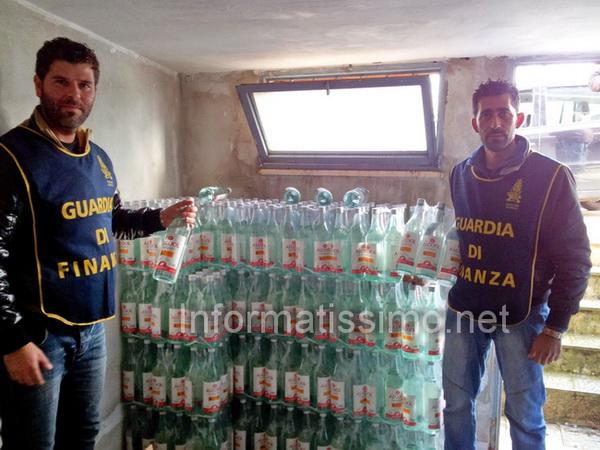 GdF_Operazione_Spiritus_alcool_di_contrabbando