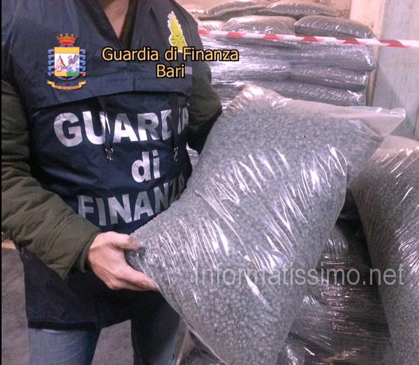 GdF_Putignano_sequestro_pellet