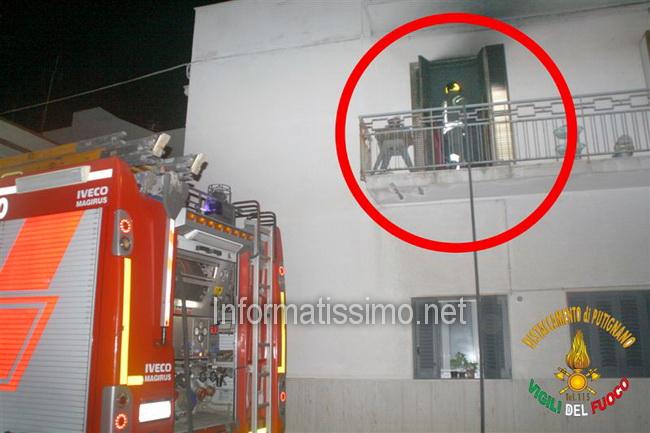 Incendio_appartamento_Polignano