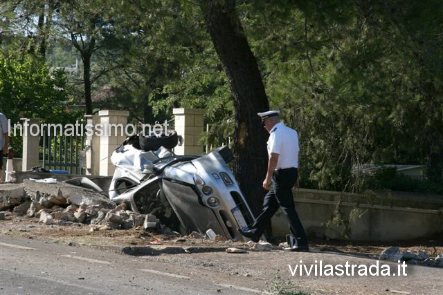 Incidente_Putignano_Alberobello_feriti
