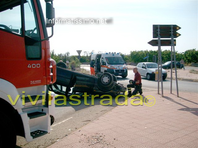 Incidente_prov_58_Putignano_-_Sammichele