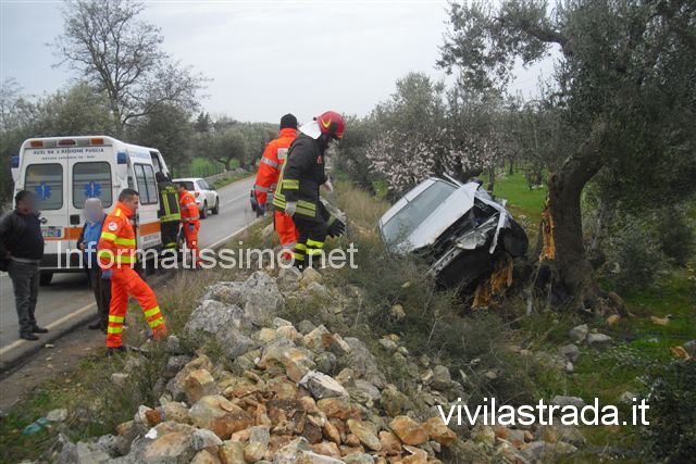 Incidente_sp106_Conversano_Putignano