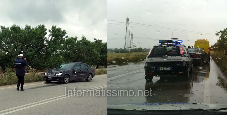 Incidente_sp_106_Putignano_Gioia_-_Mercedes_-_Smart