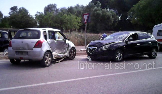 Scontro_SS_172__Putignano_-_Alberobello