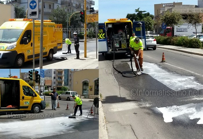 Servizi_e_Ambiente_olio_su_asfalto_incr_via_Castellana