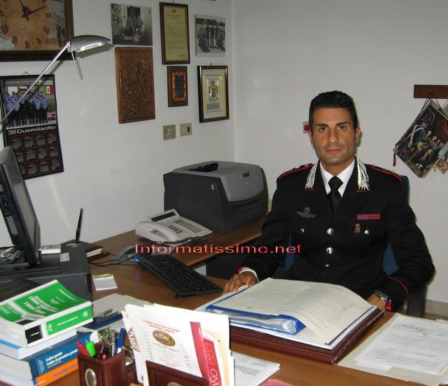 Ten._Fabio_Di_Benedetto_in_visita_a_Putignano