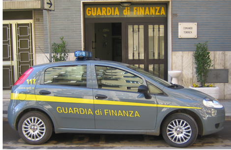 Tenenza_GdF_Putignano