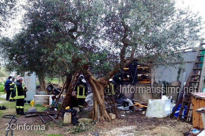 VVF_-_INCENDIO_GALLINAIA_Alberobello
