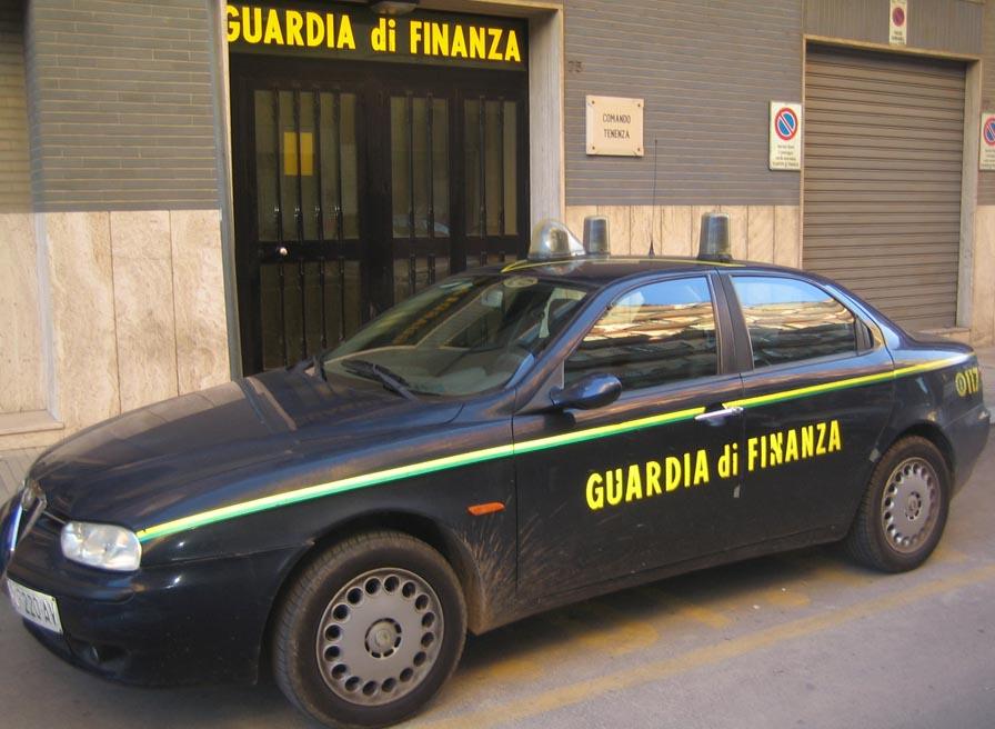 tenenza_GdF_di_Putignano