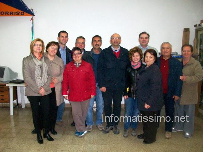 Amici_Diversabini_nuovo_direttivo_2013